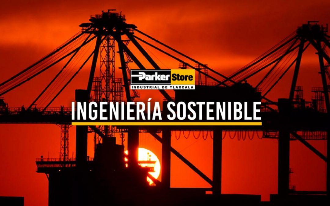 Ingeniería sostenible en las industrias