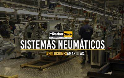 Sistemas Neumáticos: asegura el éxito en tu industria