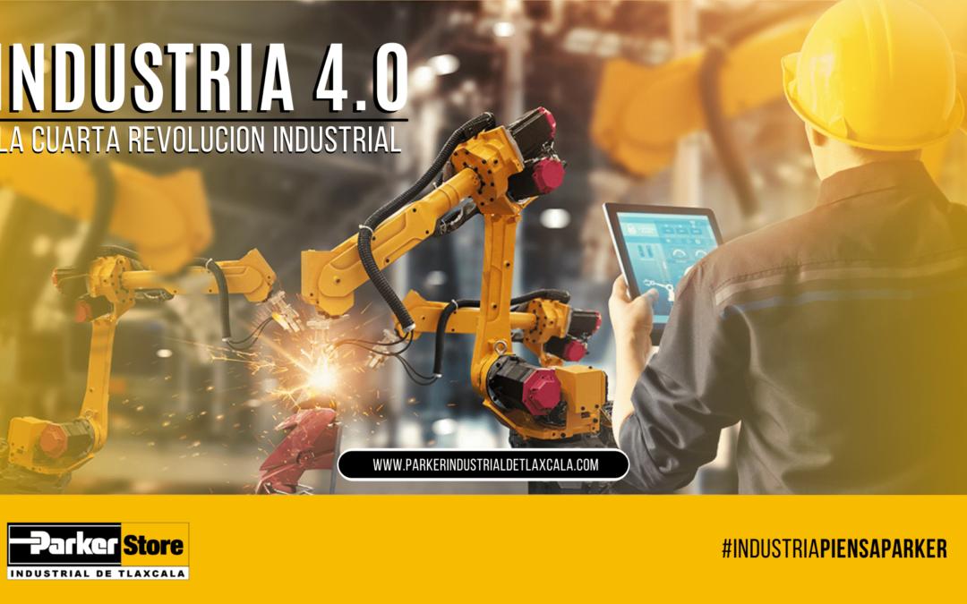 La Industria 4.0 está Sucediendo Frente a Nuestros Ojos
