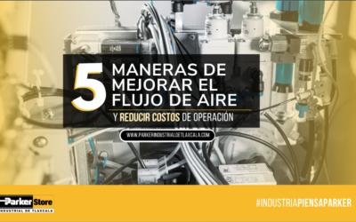 5 Maneras de mejorar el flujo de aire y reducir los costos de operación