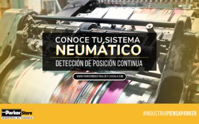 Conoce tu Sistema Neumático: Detección de Posición Continua.
