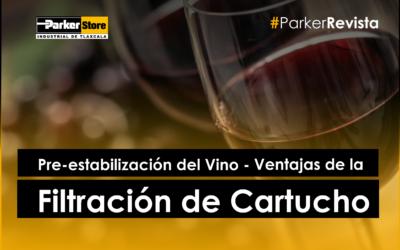 Lograr la Estandarización / Pre-estabilización del Vino – Ventajas de la Filtración de Cartucho